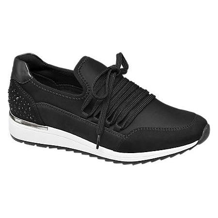 Ellie Goulding Sneaker in schwarz
