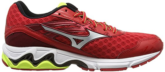 Mizuno Wave Inspire 12 Herren in rot im Test