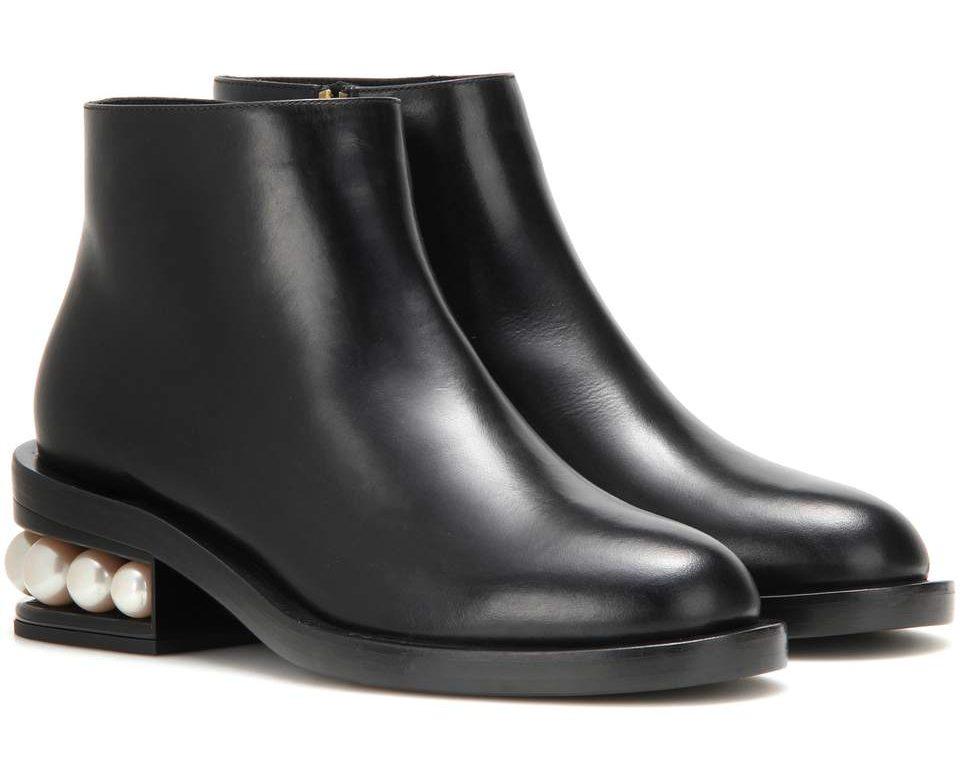 Nicholas Kirkwood Ankle Boots 2017