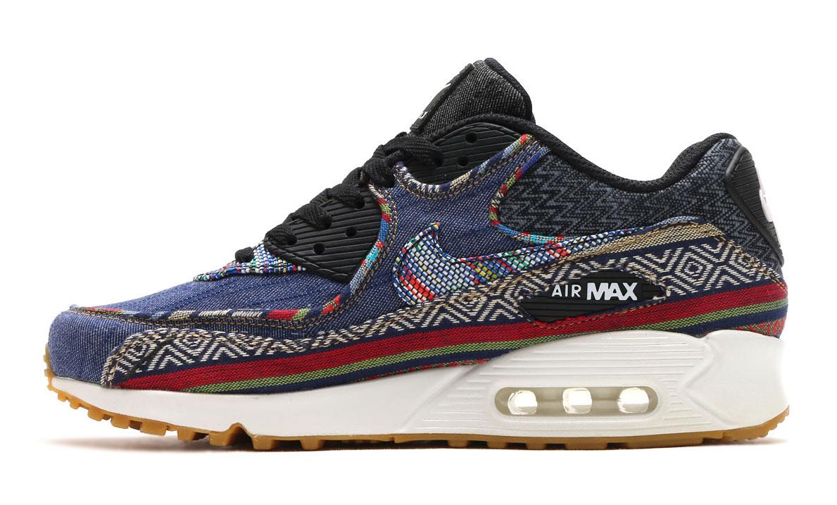 Nike Air Max 90 Afro Punk links