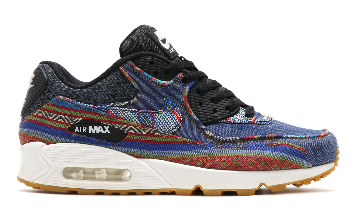 Nike Air Max 90 Afro Punk rechts