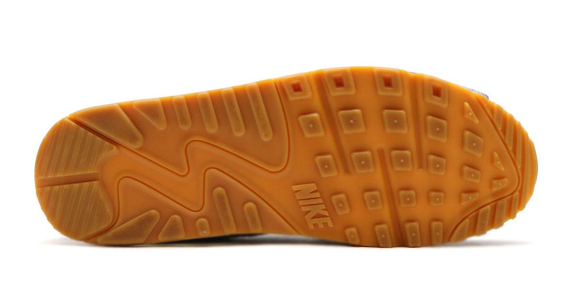 Nike Air Max 90 Afro Punk Sohle
