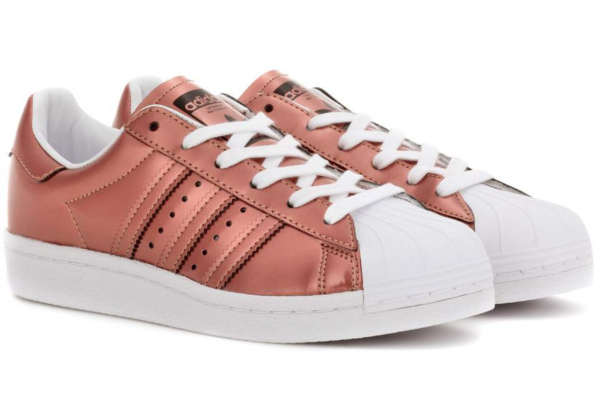 Adidas Originals Superstar 80s Metallic Lederimitat