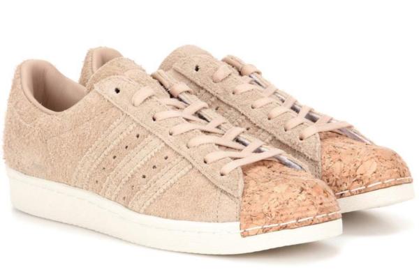 Adidas Originals Superstar 80s Veloursleder