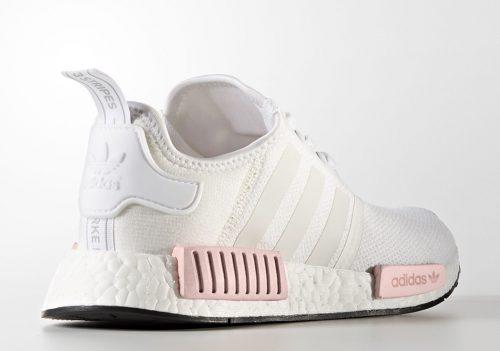 agricultores Anguila Por separado  Adidas NMD R1 White Rose - Der Sneaker des Sommers | Schuheliebe.de