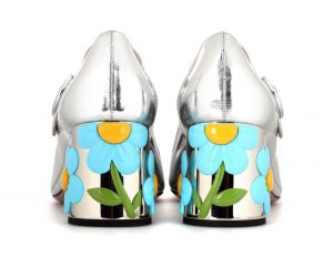 Mary Jane Pumps von Prada