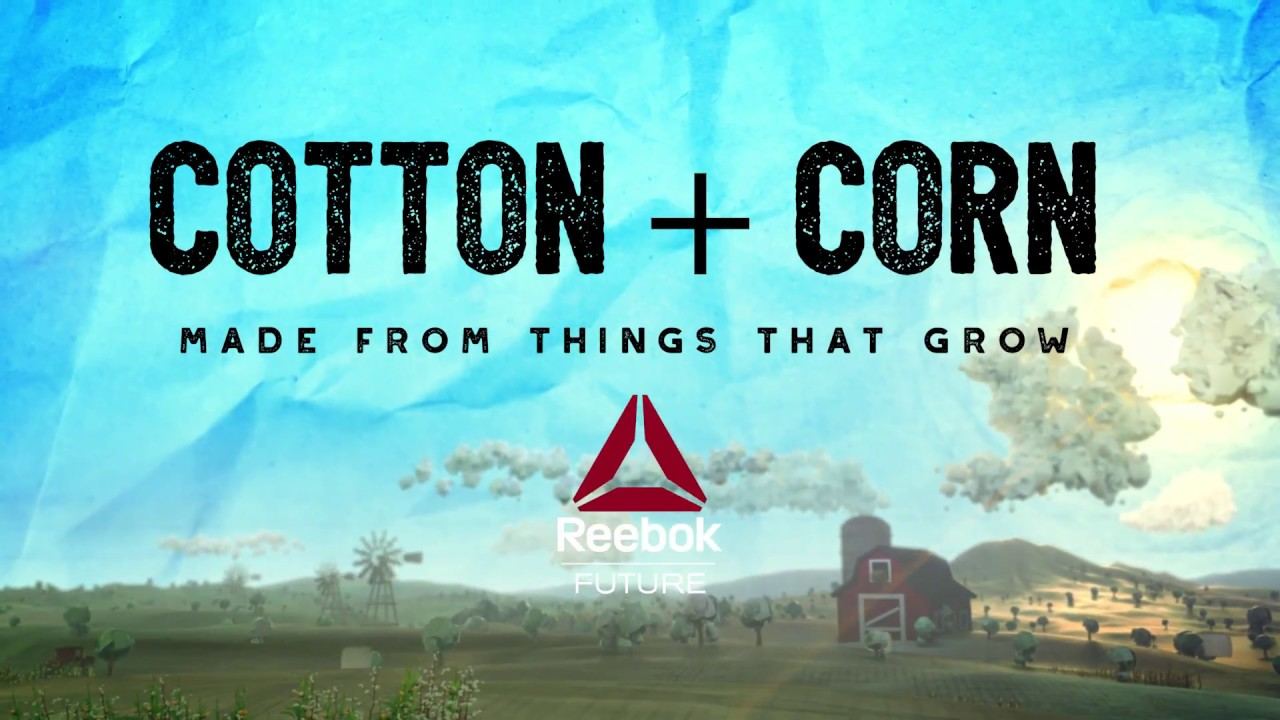 Cotton & Corn Reebok