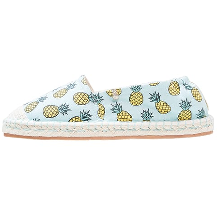 Even & Odd Espadrilles light blue