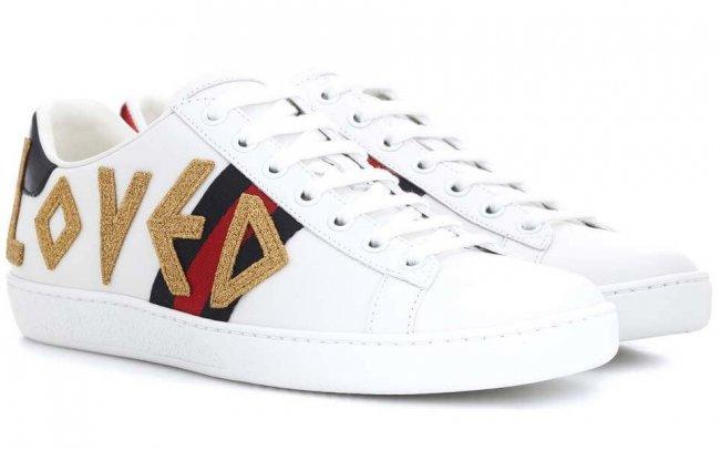 Dolce & Gabbana Ace Ledersneaker 2018