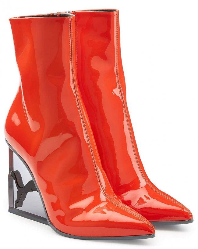 Fenty PUMA by Rihanna Ankle Boots mit Plexi Heels