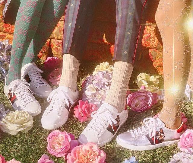 Frühjahrsliebe 2018 Sneaker Special
