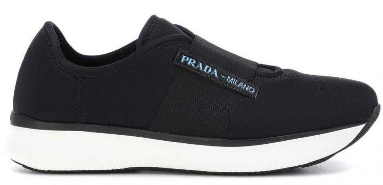PRADA Neopren Sneaker