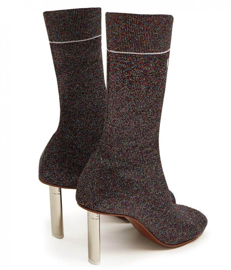 VETEMENTS Lighter Heels Sock