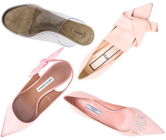 Nude Pumps - 6 Modelle 2018