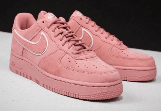 Nike AIR FORCE 1 07 lv8 pink